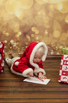 .A lettre for Santa