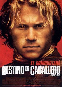 A Knights Tale (Spanish) 11x17 Movie Poster (2001)