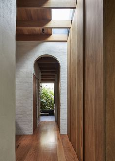 A sensitive extension to a heritage-listed Sydney terrace house by Anthony Gill Architects offers generous living spaces and encourages a life lived outdoors. Architecture Details, Interior Architecture, Exterior Design, Interior And Exterior, Future House, My House, Garden Design, House Design, Grand Designs