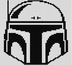 Pattern set number two! These are the gridded patterns I used for my double knit Star Wars blanket. Each pattern is 60 stitches wide and 71 tall and makes one square out of the nine total used in t… Star Wars Quilt, Star Wars Crochet, Crochet Stars, Cross Stitching, Cross Stitch Embroidery, Cross Stitch Patterns, Crochet Blanket Patterns, Graph Crochet, Graph Design