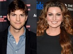 Absolute Hearts: Shania Twain Is Not Impressed By Ashton Kutcher's ...