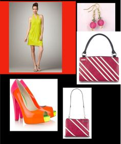 """""""Color Block"""" by raquelwelborn on Polyvore"""
