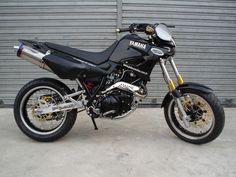 Xt600 Supermotard   Polaco Motos