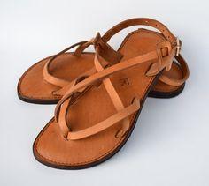 cuero sandalias sandalias de las mujeres sandalias camellas