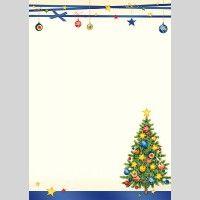 briefpapier weihnachten mit blindpr gung und. Black Bedroom Furniture Sets. Home Design Ideas