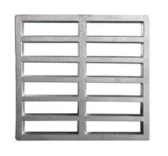 Die Cast Aluminium Gully Grid provides a robust option for Builders and Architects.
