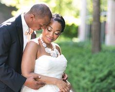 Brown and Creme Wedding by elle Danielle Photography: Candace and Kadarryl - Munaluchi Bridal Magazine