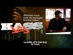 La belle et le bad boy - MC Solaar