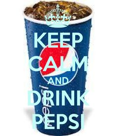 KEEP CALM AND DRINK PEPSI. Another original poster design created with the Keep Calm-o-matic. Buy this design or create your own original Keep Calm design now. Keep Calm Signs, Keep Calm Quotes, Diet Pepsi, Pepsi Cola, Fun Drinks, Beverages, Fruity Cocktails, Summer Drinks, Keep Calm And Drink