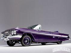 65 Chevy Impala Lowrider | 1961 Chevy Impala Lowrider