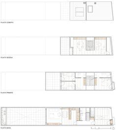 Vallribera Arquitectes, José Hevia · 57ALI House. Terrassa, Barcelona, Spain · Divisare