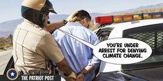 Arnold Ahlert: Criminalizing Dissent — The Patriot Post
