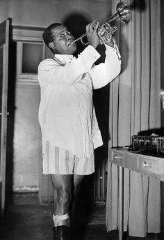 Louis Armstrong, 1949