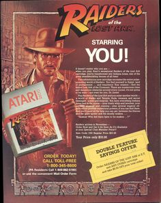 vintage atari 2600 art - Google Search