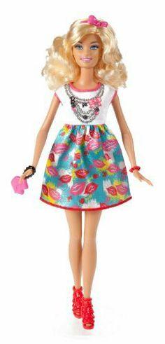 Barbie Fashion Model Barbie Doll by Mattel. $19.99. Barbie Fashion Model Barbie Doll