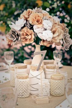 DIY Wedding Ideas From Our Latest Real Wedding #hitchedrealwedding