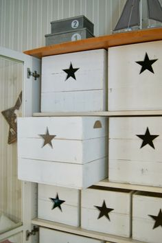 Star box by Wilhelmiina's Home