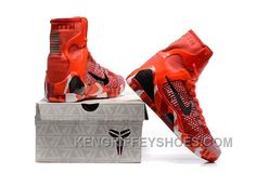 Discover the Nike Kobe 9 High Woven Christmas Red 2017 Men Shoes New Style group at Jordany. Shop Nike Kobe 9 High Woven Christmas Red 2017 Men Shoes New Style black, grey, blue and more. Nike Kids Shoes, Jordan Shoes For Kids, Nike Shox Shoes, New Jordans Shoes, Michael Jordan Shoes, Air Jordan Shoes, Men's Shoes, Air Jordans, Puma Shoes Online