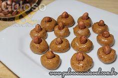 Pasta de Amendoim Picante ou Kitaba » Patês e Pastas, Receitas Saudáveis » Guloso e Saudável