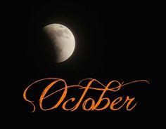 October Goals...Beca