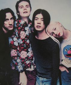 Today in Music - April 1994 The Smashing Pumpkins play a surprise show for the reopening of The Fillmore in San Francisco, California. D'arcy Wretzky, Music Love, Music Is Life, Rock Music, Alternative Rock Bands, Alternative Music, Jimmy Chamberlin, Rock And Roll, Hard Rock