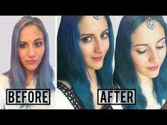 My Hair Transformation : How to get Blue and Green Mermaid Hair! Tips and Tricks to dye your hair #beforeandafter #hairgasm #capelliblu #bluehair #greenhair #capelliverdi #capelliviola #purplehair #lilachair #unicornhair #mermaidhair #sirenetta #sirena #mermaid #witch #pravana #stargazer #selfie #hairtutotiral #tutorial #hair #capellililla #pastelhair #tealhair #capelliazzurri
