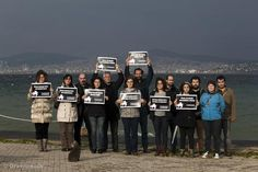 '30 Days of Injustice' Global Day of Solidarity in Turkey ► www.greenpeace.org/freethearctic30 ◄