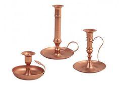 candle holders #copper #cuivre  #cobre Decoration, Candle Holders, Candles, Diy, Copper, Home, Decor, Bricolage, Porta Velas