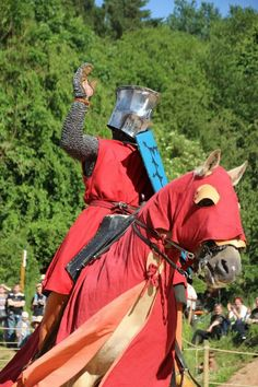 german knight from the reenactment group,Deustche ritterconvent. Awesome and great clothing. XIII th century