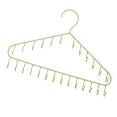 26 Hook Hanging Closet Jewelry Organizer ~ Jewelry Hanger Green | Jewelry Hangers, Cheap Fashion Jewelry | Purple Box Jewelry
