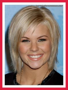Flattering Hairstyles For Overweight Women | Flattering Haircuts...I'm gonna check this out later!