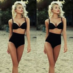 2015-new-fashion-hot-sale-lady-Women-High-Waist-Sexy-Bikini-Set-Swimsuit-Ladies-Push-up-1