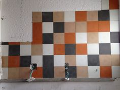#ladrilho #ladrilhohidraulico #mosaico #cozinha