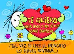 Te quiero, descubre mas imágenes de amor en www.amoralin.com