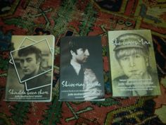 2 hrs. left on Ebay auction for the first 3 books in John Lennon Series - 1st editions!