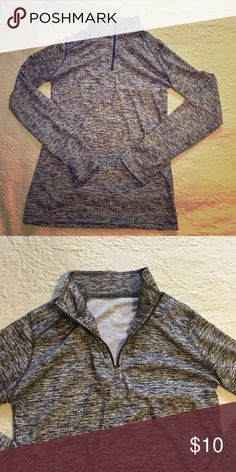Lightweight pullover NWOT. This was given to me as a gift and I have never worn it. I am 5' tall and this size small fits well but the sleeves and body are too long for me. It the perfect pullover for working out, going for a walk, lounging around or hiking! 100% polyester. Tops Sweatshirts & Hoodies