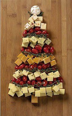 Anotações para Saber: Idéias simples para os petiscos no Natal