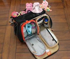 Best Diaper Bags for Travel with Kids