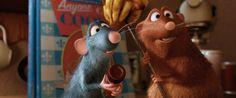 *REMY & EMILE ~ Ratatouille, released: 2007