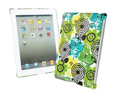 Vera Bradley Snap On Case for iPad in Limes Up-Vera Bradley 60% OFF #SALE
