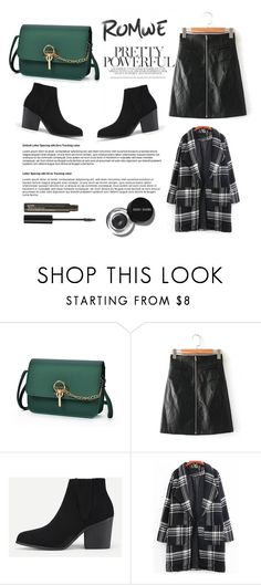 """Romwe 6/10"" by zerka-749 ❤ liked on Polyvore featuring NYX and Bobbi Brown Cosmetics"