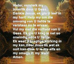 Mooi gebed