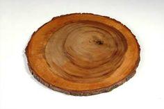 Leuk setje houten onderzetter en bakjes van acacia hout kandelaar van zink www - Credenza voor keuken ...