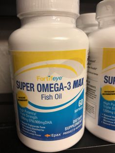 Fortifeye super omega 3 max is the most potent triglyceride from omega 3 in the industry with 2400 mg of omega 3 in two gel caps. Skin Nutrition, Proper Nutrition, Dr World, Eye Vitamins, Degenerative Disease, Dry Eye, Gluten Free Diet, Fish Oil, Fermented Foods