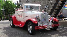 1927 Ford - Coca-Cola - Quebec City