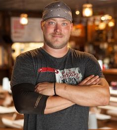People Behind The Plates : Robby Corcoran of Burn Co. Barbecue - Tulsa Food