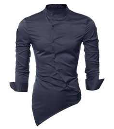 Polka Irregular Shirt