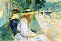 Berthe Morisot, obras