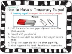 Magnets:  A Complete Unit $