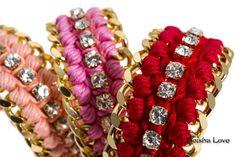 Geisha Love italian handmade #bracelets